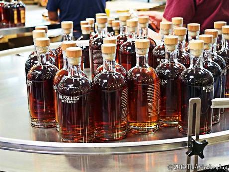 Wild Turkey Distillery - 12