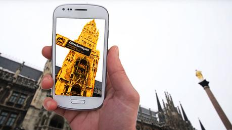 Metaio's augmented reality platform