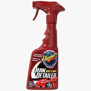 the random automotive florida dylan benson meguiar's quik detailer quick spray wax detailing mustang