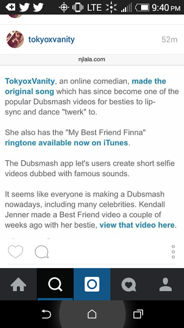 Kendall Jenner: That's My Best Friend! NO! That's Tokyo Vanity! (VIDEOS)