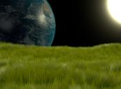 Full Moon Meditation June Grass
