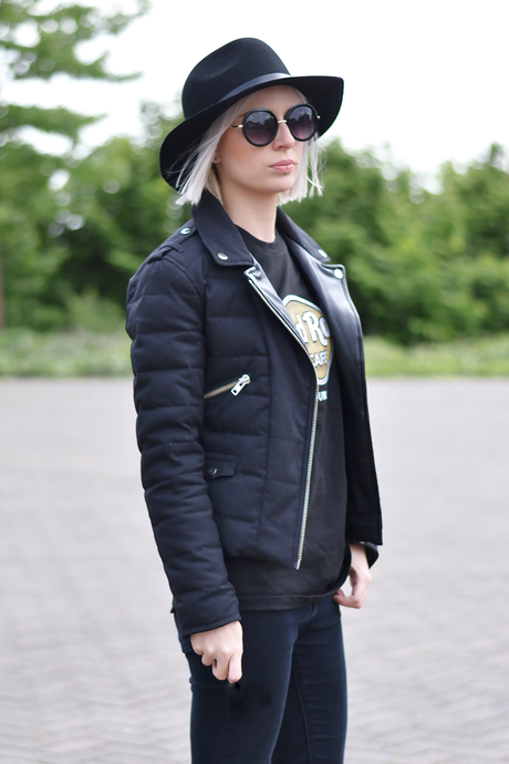 Outfit Hard Rock - Paperblog