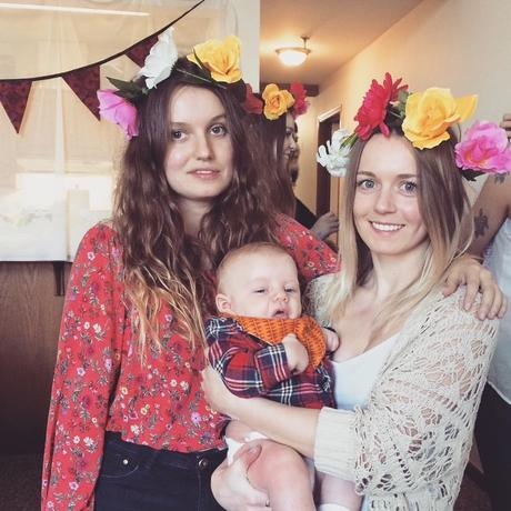 London baby shower part 1