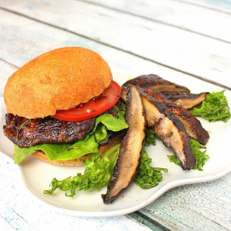 Grilled Portobello Mushrooms #SundaySupper - Paperblog