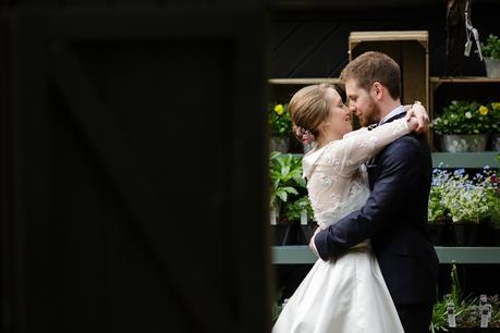 Wedding Photography at East Riddlesden Hall