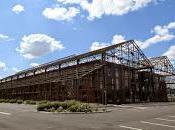 Ateliers Louis Blériot: Little Piece Aviation History Middle Rive d'Arcins Retail Park