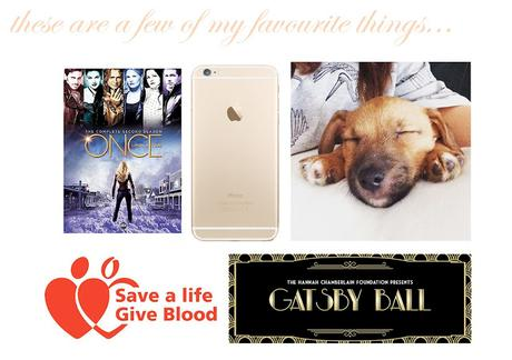 Life Favourites - May 2015