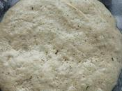 100% Whole Wheat Pizza Dough: Thin Crust: Indian Atta