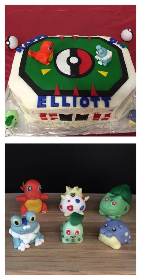 Party Time: Pokemon Birthday Party