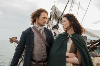 I TOOK MY TIME AND WROTE ABOUT OUTLANDER