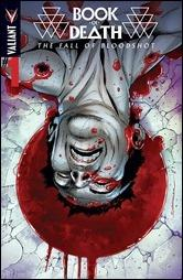 Book of Death: The Fall of Bloodshot #1 Cover A - Sandoval