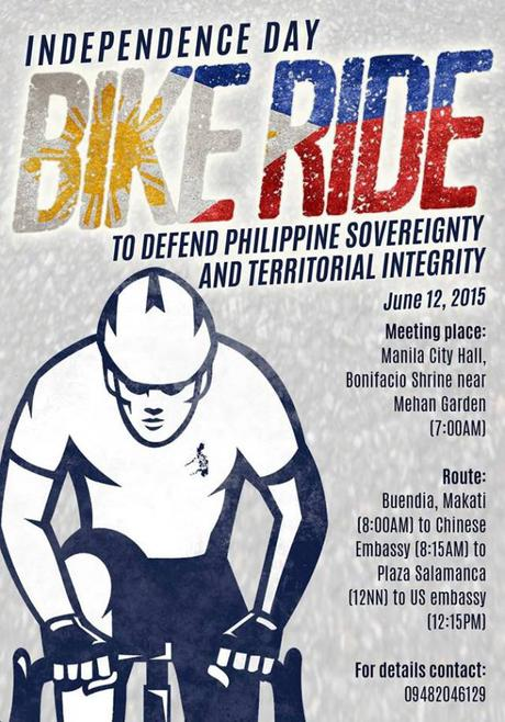 Independence Day Ride – June 12, 2015 Manila City Hall