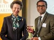 Green Oscar [Whitley Award] Protecting Indian Bustard Pramod Patil