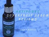 Toxin-free Beauty Reviews: Antipodes Superfruit Antioxidant Serum