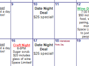 Hoppin' Grapes June 2015 Event Calendar Wine Sierra Vista,