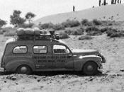 1953 Redex Trial Diorama Cinesound Peugeot 'Van'