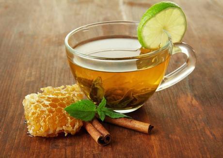 Cinnamon Honey Tea