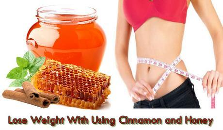 Cinnamon and honey for weight loss