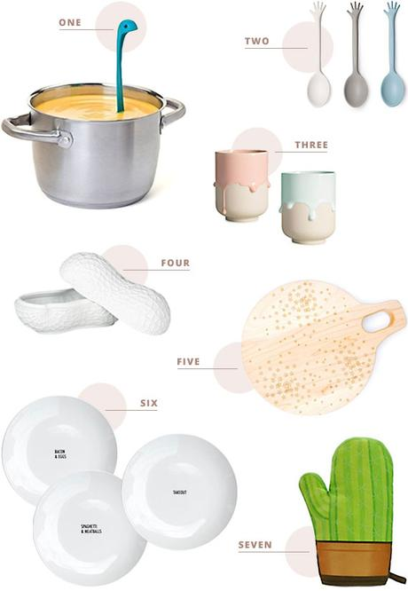 quirky kitchenware roundup