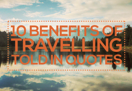 travelling benefits essay