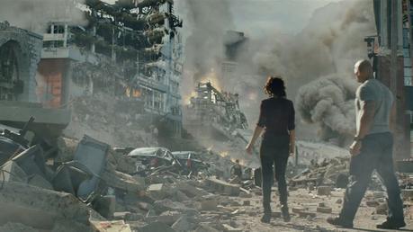 San Andreas destruction