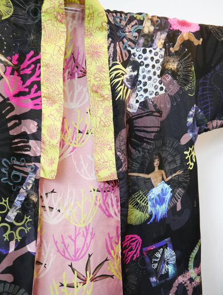 DJCAD, Duncan of Jordanstone College of Art and Design, degree show, Dundee, degree show 2015, #djcaddegreeshow, #djcaddegreeshow15, textile design, printed fabric, Caitlin Miller