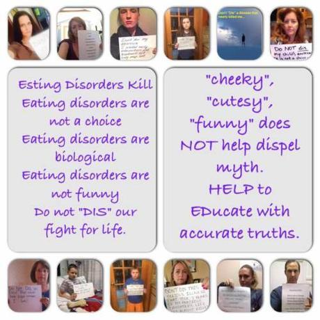 Don't 'DIS' our eating disorder recognition and recovery