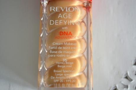revlon age defying foundation with dna advantage