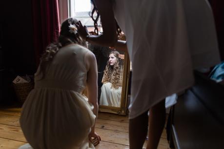 Furtho Manor Farm Wedding Photography Handfasting
