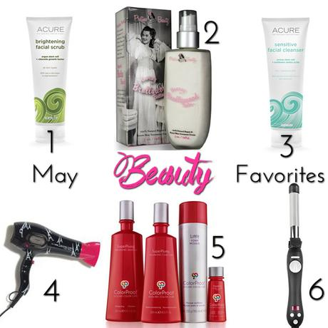 may-beauty-favorites