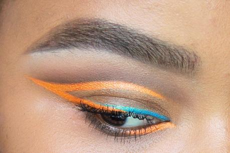 Festival Makeup Neon Eyeliner Paperblog #1: festival makeup neon eyeliner L 0o7YuH