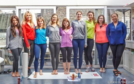 Fitness On Toast Faya Blog Girl Healthy Nutrition Workout Yoga Class Lifestyle Session Madeleine Shaw Uniqlo Fitness Range LifeWear Launch Event-4