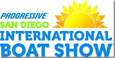 Progressive San Diego Boat Show Logo