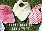 Funky Giraffe Bibs Review