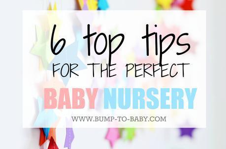 Nursery decor, bright nursery decor, nursery decor tips
