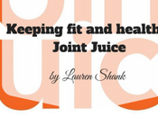 Keeping Healthy with Joint Juice