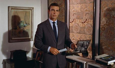 Connery in a Sinclair-tailored