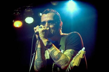 Gary Hoey Joe Perry Rock & Roll Fantasy Camp All Star Jam at The Phoenix in Toronto Glen Reichwein