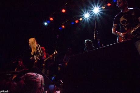 Sass Jordan Lawrence Gowan Joe Perry Gary Hoey Rock & Roll Fantasy Camp All Star Jam at The Phoenix in Toronto