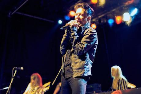 Lawrence Gowan Joe Perry Rock & Roll Fantasy Camp All Star Jam at The Phoenix in Toronto Glen