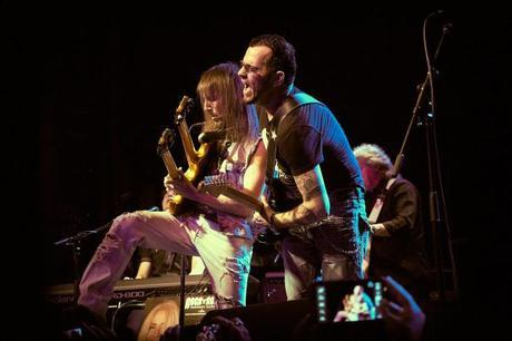 Gary Hoey and Bumblefoot Joe Perry Rock & Roll Fantasy Camp All Star Jam at The Phoenix in Toronto Glen Reichwein
