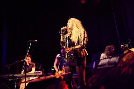 Sass Jordan Joe Perry Rock & Roll Fantasy Camp All Star Jam at The Phoenix in Toronto Glen Reichwein