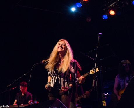 Sass Jordan Lawrence Gowan Rock & Roll Fantasy Camp All Star Jam at The Phoenix in Toronto