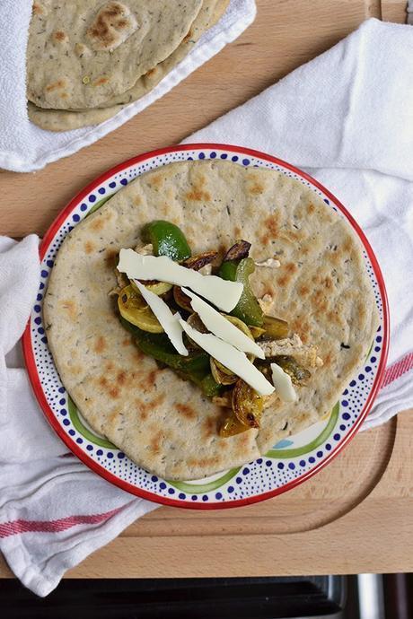 Khobez Sandwich Wrap