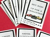 Printable Ultimate Trivia Game Easy Father's Gift