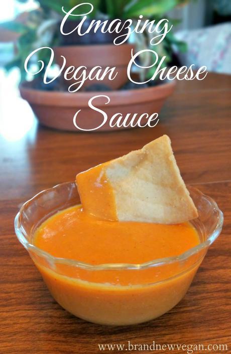 amazing vegan cheese sauce