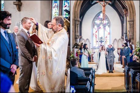 Greek Wedding in friern Barnet