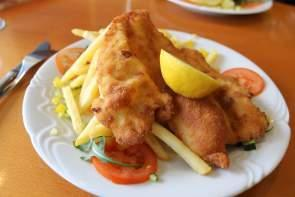 Lunch in Plzen