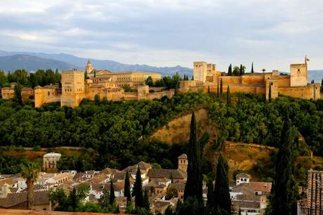 The Gardens of the Alhambra and Generalife, Granada, Spain – Part One The Nas...