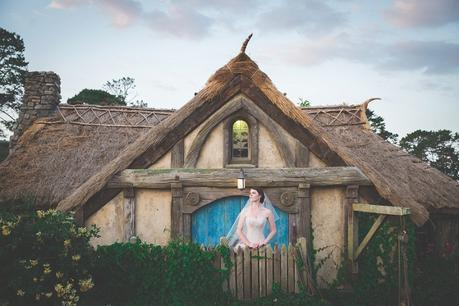 A Magical Middle Earth Hobbiton Wedding by Tinted Photography